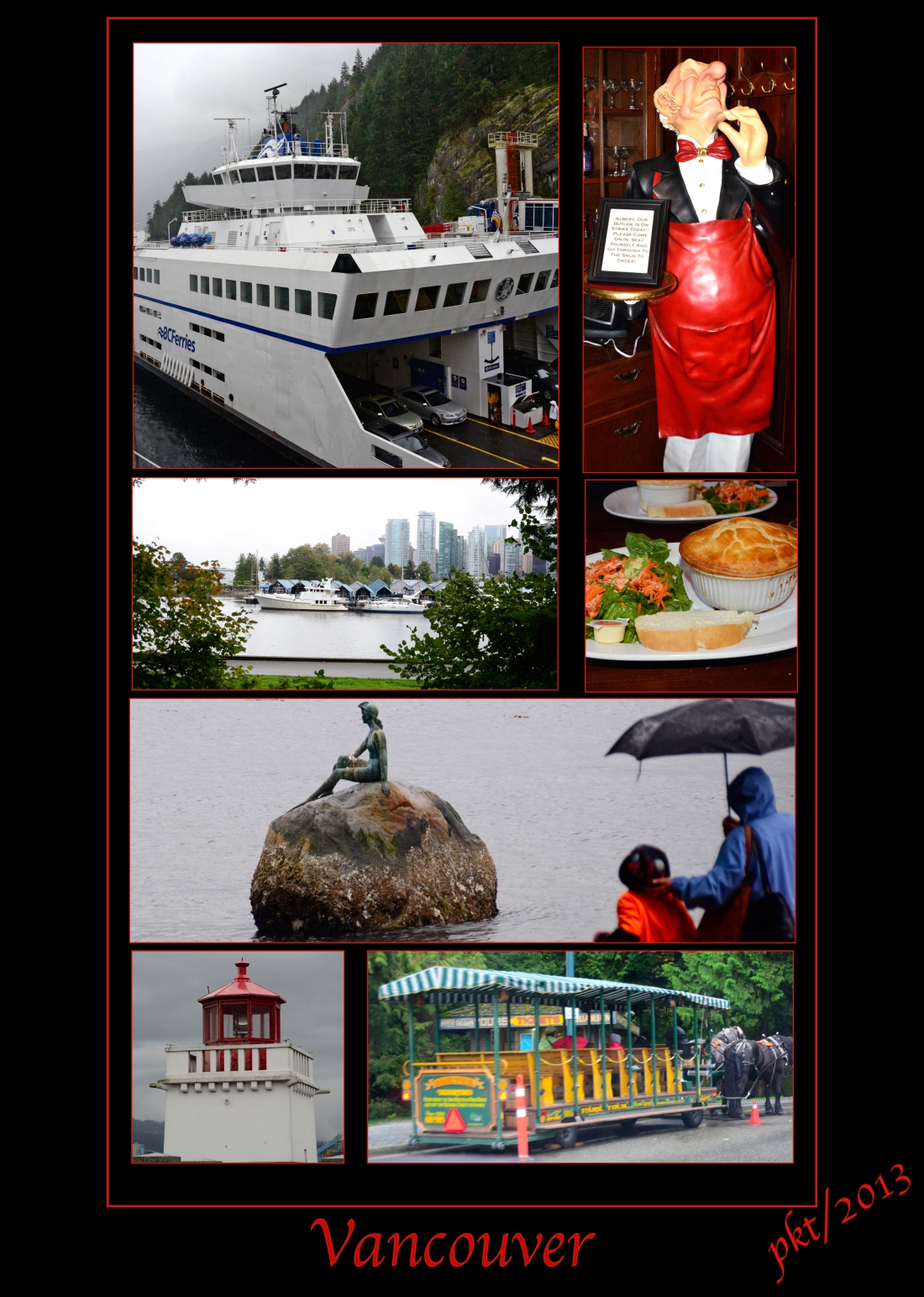 Vancouver 2 Template for blog