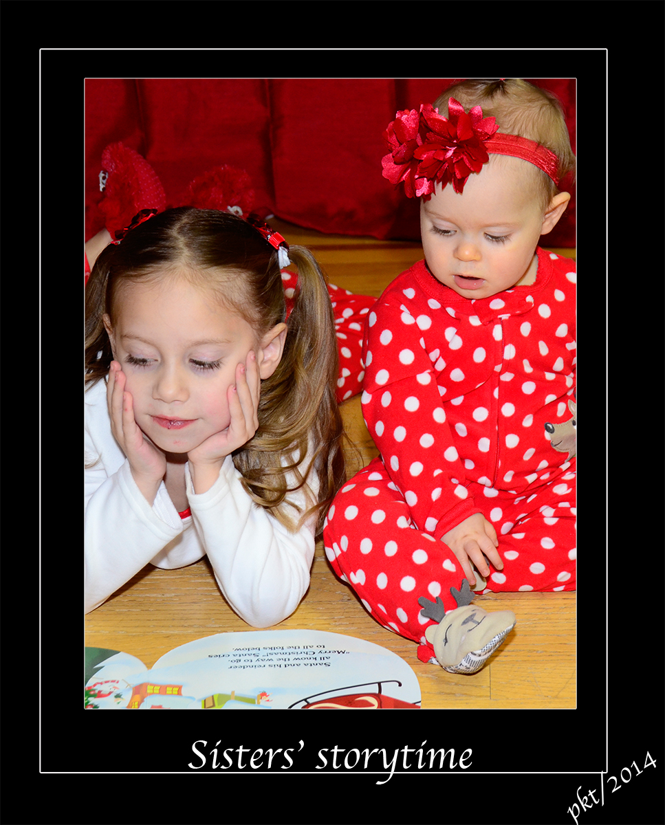 web vertical template sisters storytime