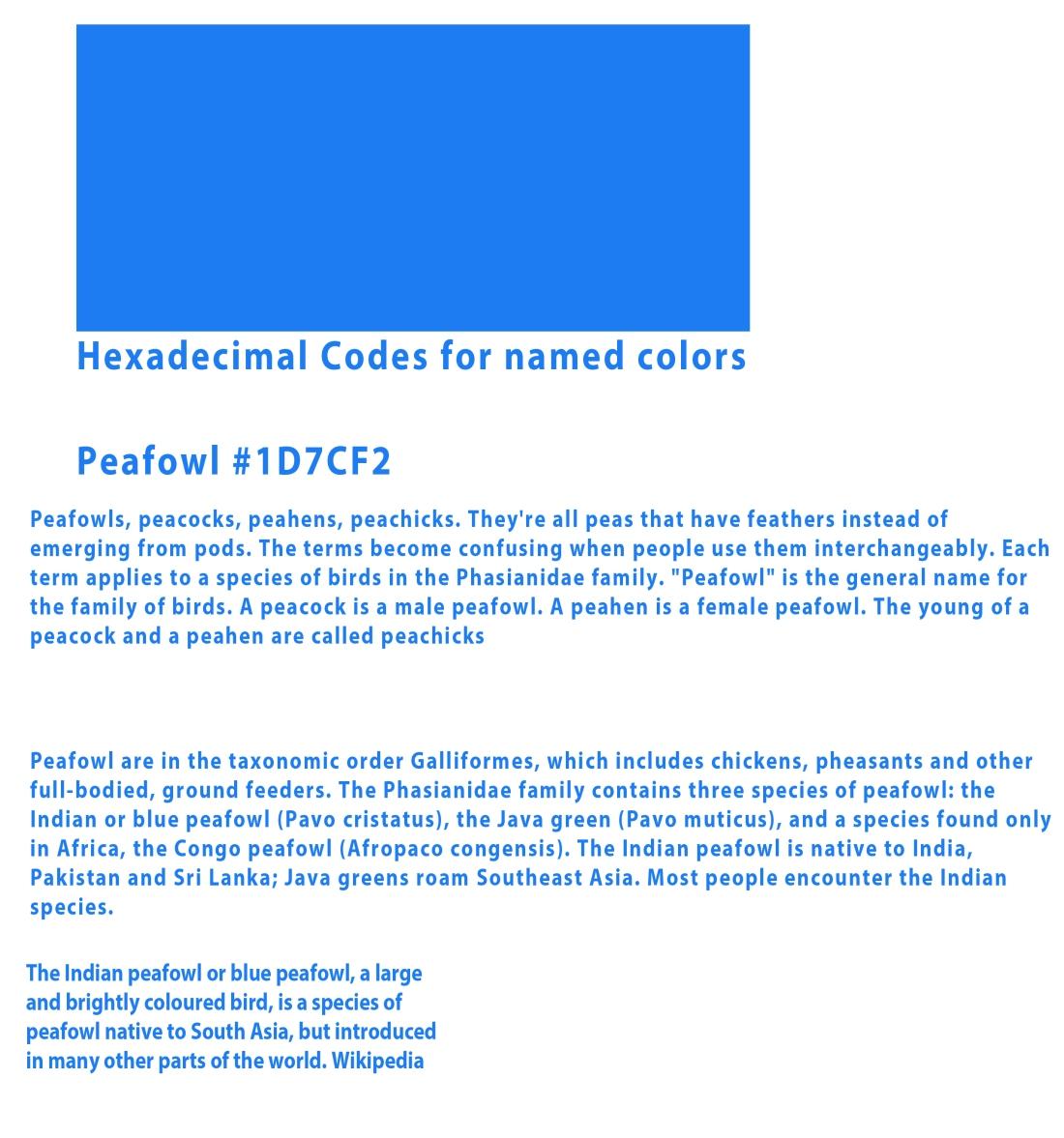 Peafowl blue 1d7cf2
