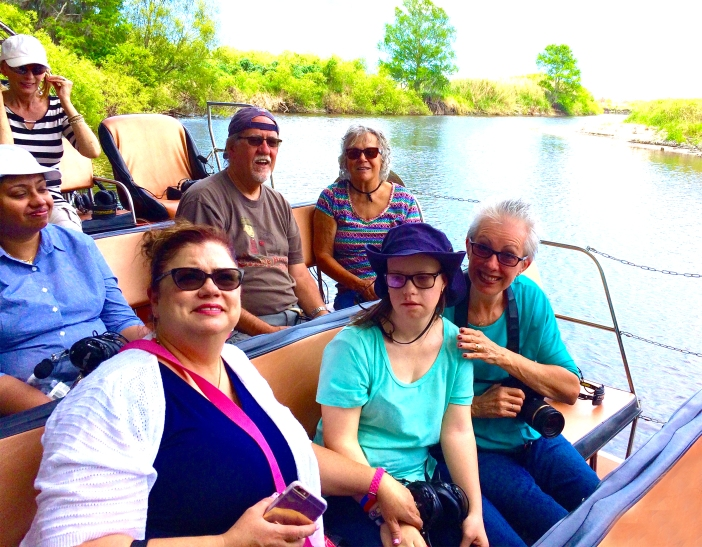 airboat ride April Orlando FL